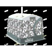 """Мобильная баня/палатка универсальная всесезонная ТЕРМА-32 (печь """"Миди"""" в комплекте)"""