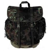 Горный рюкзак BW Gebirgs (30 литров), камуфляж Flecktarn