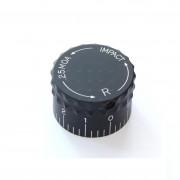 Колпачок барабана ввода поравок по горизонту NightForce 1-9 (Gen 1) 0,25 MOA
