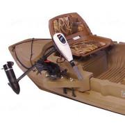 Съемный транец-кронштейн для установки мотора на лодку Stealth 2000
