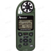 Карманная метеостанция KESTREL 5700 Elite c функцией Link и б.к. Applied Ballistics, цвет зеленый