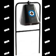 Стальной гонг-колокол Cow Bell для калибра .22, DO-ALL