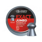 Пули для пневматики JSB Exact Jumbo Diabolo 5,51 мм 1,030 грамма (500 шт.)