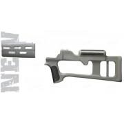 Пластиковые приклад и цевьё для АК-47/74/Сайга и аналогов