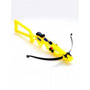 Арбалет игрушечный MK-TB-Y (желтый)