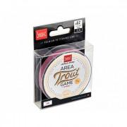 Леска плетёная LJ Area Trout Game BRAID Pink 075/007