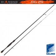 Удилище спиннинговое Salmo Diamond JIG 25 2.28м.