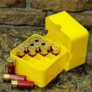 Коробка Superduck для 25 патронов 12-го калибра, желтая (Россия)