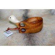 Кукса из капа карельской березы, голова тюленя, 150 мл, Wood Jewel (Финляндия)
