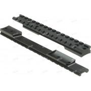 Единая база Picatinny Nightforce Remington 700 SA 20 MOA