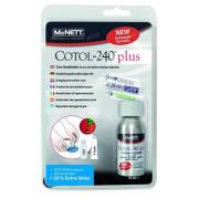 Состав COTOL-240 очиститель и ускоритель застывания клея, 30 мл, McNETT