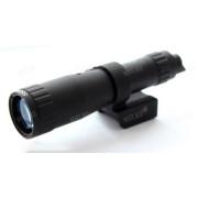 Инфракрасный осветитель COT IR120 c кронштейном на Weaver