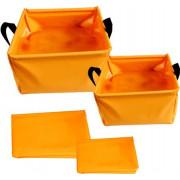 Laminated Folding Basin 10L