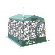 """Мобильная баня/палатка универсальная всесезонная ТЕРМА-33, соты (печь """"Миди"""" в комплекте)"""