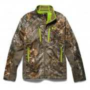 Куртка UNDER ARMOUR Storm SofterShell, камуфляж Realtree Xtra