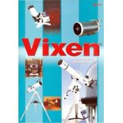 Каталог телескопов Vixen на английском языке