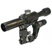 Прицел оптический ПО  4x24-1
