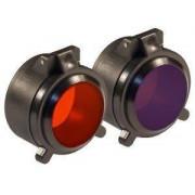 Инфракрасный фильтр ИКФ для оружейных фонарей ФО-2 (ЭСТ)