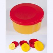 Коробки рыболовные для наживки LIVE BAIT 110х56,90х45,70х35 набор
