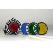 Комплект фильтров для фонарей серии ФО-2 (ЭСТ)
