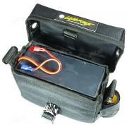 Аккумулятор LightForce 12 В, 8 А/ч, в комплекте с сумкой для переноски
