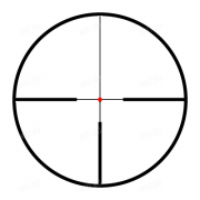 Оптический прицел AKAH/Hubertus 1.5-6х42L