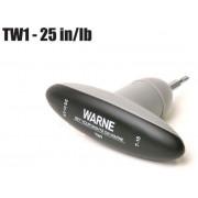 Динамометрическая отвёртка Warne TW1 (бита T15)