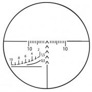 Прицел оптический ПОСП 4-8x42 ВД (Сайга 1,5/1000)
