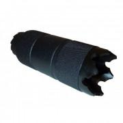 Дульная насадка пламегаситель ДПМН-С-5 (Догоратель) калибр 5,45х39, 5,6х39
