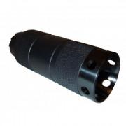 Дульная насадка пламегаситель маскиратор ДПМ-АК-7 калибр 7,62х39
