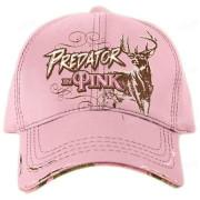 Бейсболка женская BUCK WEAR Predator In Pink
