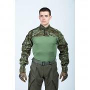 Боевая рубашка Giena Tactics Тип 1, камуфляж - Pogranichnik