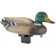 Плавающее чучело кряквы Lucky Duck с вибратором - СЕЛЕЗЕНЬ