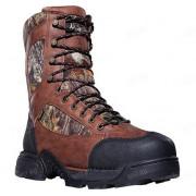 Охотничьи ботинки DANNER Pronghorn GTX, камуфляж Mossy Oak, утепление 400 г.