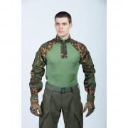 Боевая рубашка Giena Tactics Тип 2, камуфляж - Partizan