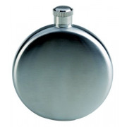 S/S Flask Round shape 5OZ