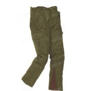 Брюки WOODLINE Glendown, цвет зеленый с коричневыми вставками
