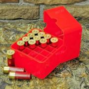 Коробка Superduck для 25 патронов 12-го калибра, красная (Россия)