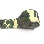 Лента текстильная McNett СamoForm® на п/клейкой основе для маскировки оружия - Woodland