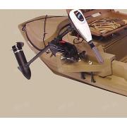 Съемный транец-кронштейн для установки мотора на лодку Stealth 1200