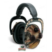 Активные наушники WALKER`S Power Muff Quad, 4 микрофона, камуфляжная расцветка Mossy Oak Break Up