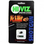 HiViz мушка Flame Sight зеленая универсальная.