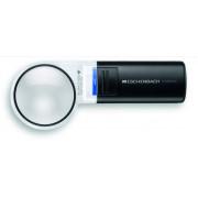 Лупа ручная асферическая со светодиодной подсветкой Eschenbach mobilux LED, диам. 58 мм, 6.0х (24.0 дптр)
