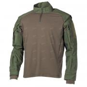 Боевая рубашка US Tactical Hemd, цвет - Olive (олива)