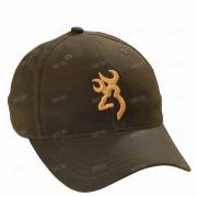 Бейсболка BROWNING Dura Wax, цвет коричневый