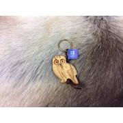 """Брелок деревянный """"Сова"""", Wood Jewel (Финляндия)"""