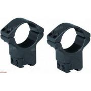 Небыстросъемные кольца GAMO на профилированную призму 9-11 мм, кольца 30 мм, ВН=20 мм, TS300
