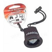 Брелок с микрофиброй Carson для протирки линз оптических приборов