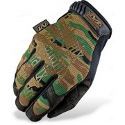 Перчатки тактические Mechanix Original MG, камуфляжные