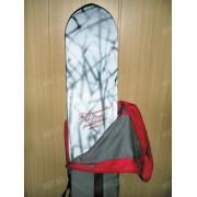 Чехол для 1 пары лыж длиной 190-210 см